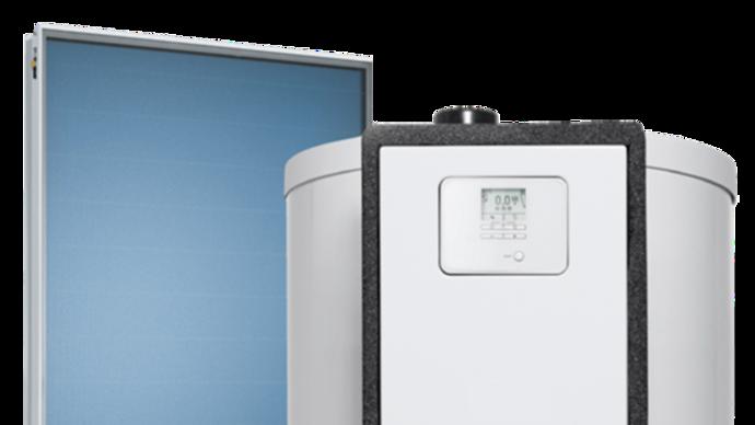 HelioSet 3 PS nyomás alatti szolárrendszer